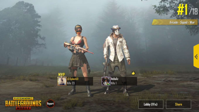 Help You Rank Up 3 Ranks In Pubg Mobile In 1 Session By Zalonix