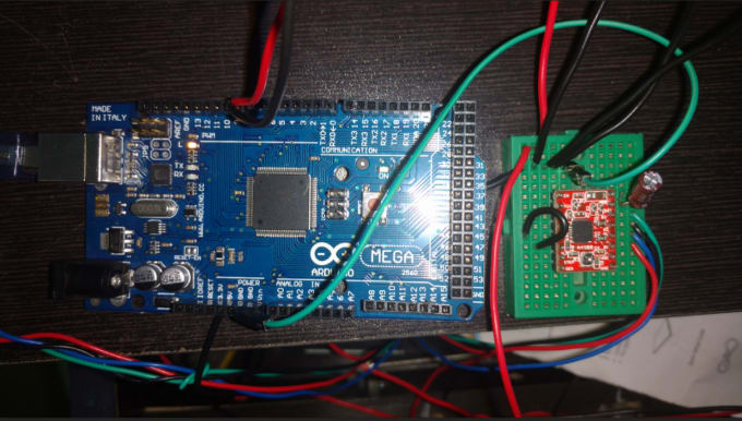 sanketdhole23 : I will do projects on arduino, raspberry pi and python  programming for $15 on www fiverr com