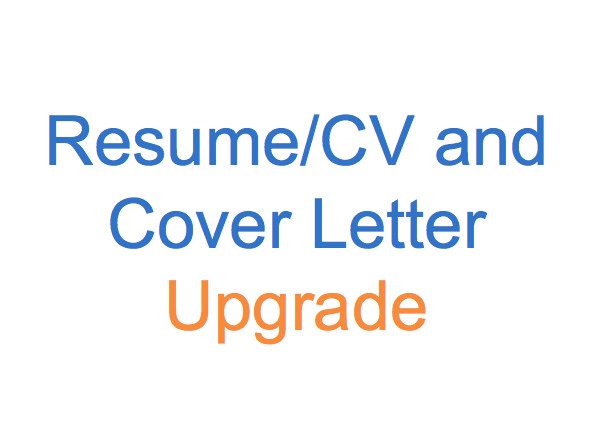 xgbooster : I will upgrade your cv or cover letter for $5 on www.fiverr.com