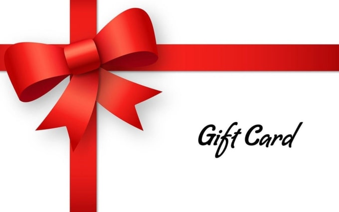 Design A Gift Card For Your Birthday Present