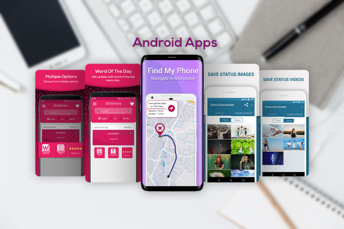 salvilleinc : I will develop best android app and design for $10 on  www fiverr com