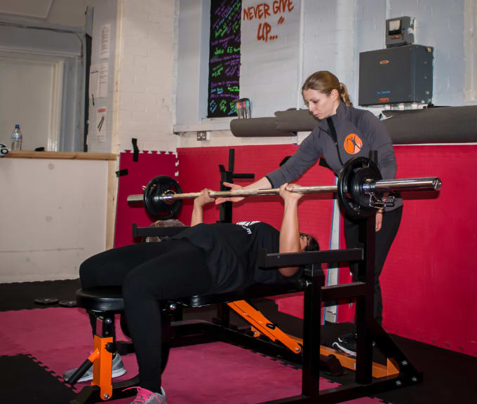 create your personalised gym program