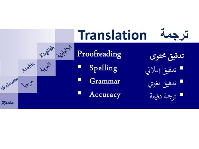 translate for you efficiently and accurately