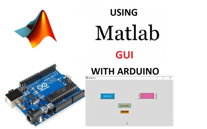 do matlab projects based on gui, arduino, simulink etc