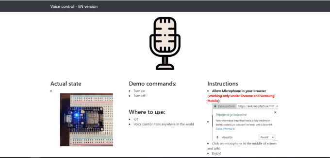 martinius96 : I will voice control for arduino raspberry esp32 esp8266  nodemcu for $30 on www fiverr com