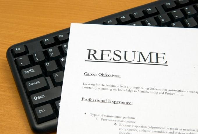 Write Your CV Based On Aimed Job