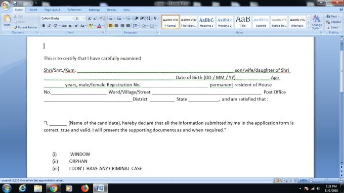 do data entry english and hindi language