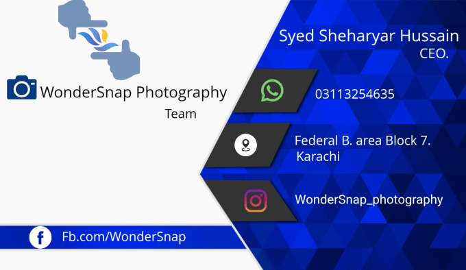 Photography Video Photo Editing Logo Design Business Card Making Etc