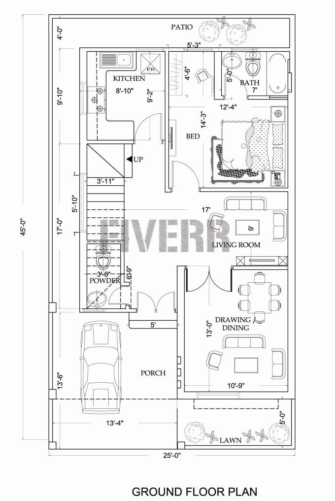 Create 2d floor plans and 3d renders