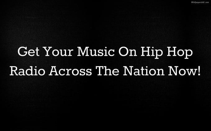give you a list of Hip Hop radio stations that are willing to play your  music