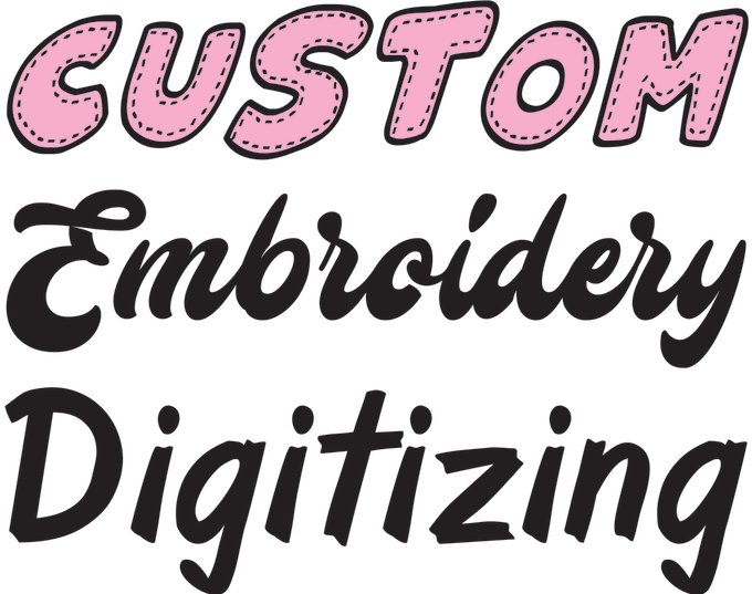 embdigitizers : I will custom embroidery digitizing designing for $10 on  www fiverr com