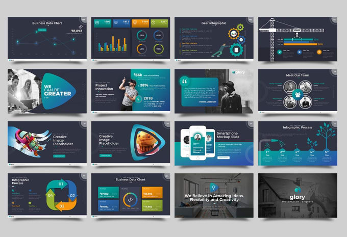 Create A Professional Powerpoint Presentation By Krumdesigns