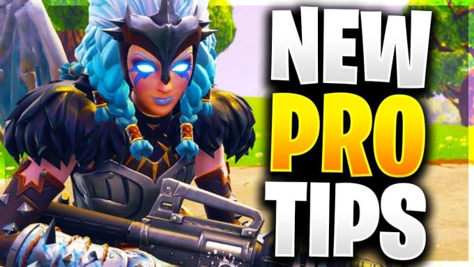 i will teach you how to become a pro at fortnite - how to become a pro at fortnite