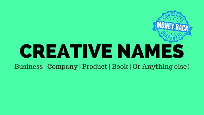Creative writing companies