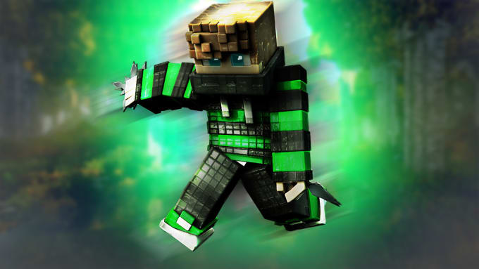 Create You A Really Good Minecraft Wallpaper By Itsyourboijavi