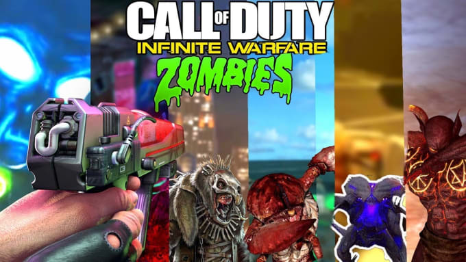 do any infinite warfare zombies easter egg for you