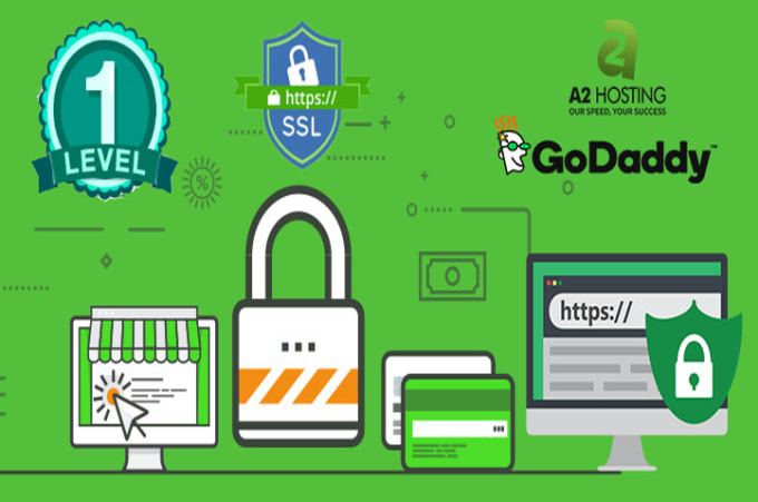 increate : I will configure you godaddy SSL certificate for $5 on  www fiverr com