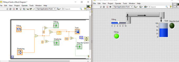 develop your labview project