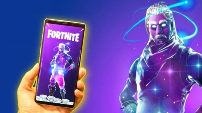 haiden2342 : I will add the galaxy skin to your epic games account for $10  on www fiverr com
