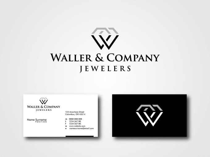 I will creative amazing jewelry logo design for your business in 14 hours
