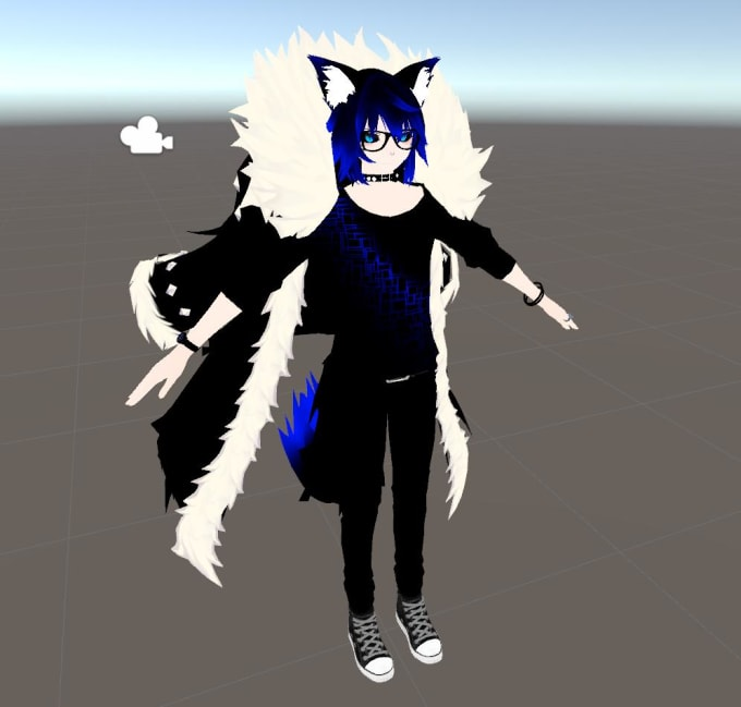 how to save avatar in vrchat