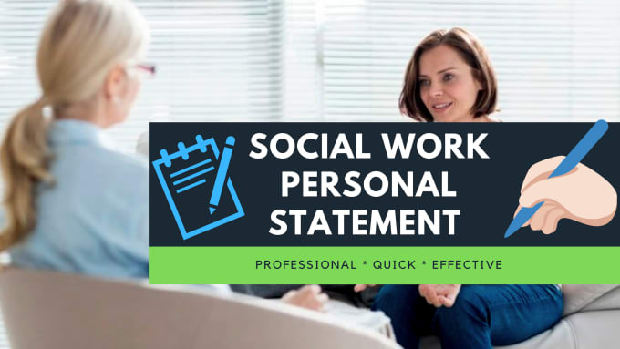 edit and critique your msw personal statement