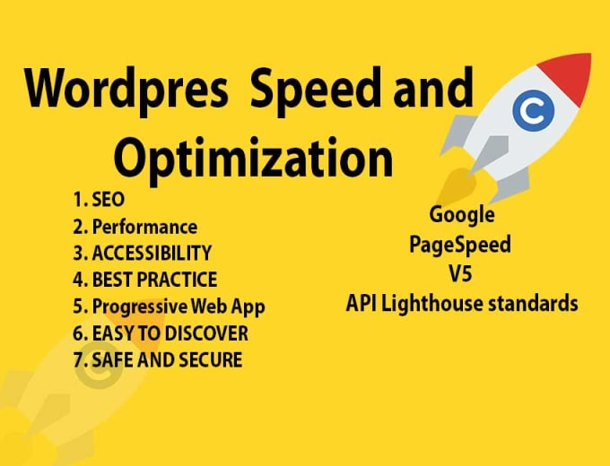 Optimize, speed up your wordpress site for search engines by
