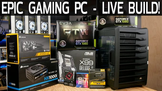 tonybiswas983 : I will do pc build pc pepair info gaming ts sever set up  for $5 on www fiverr com