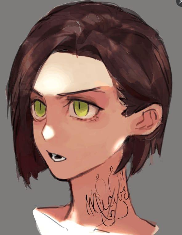 Draw Manga Or Semi Realistic Style Portrait