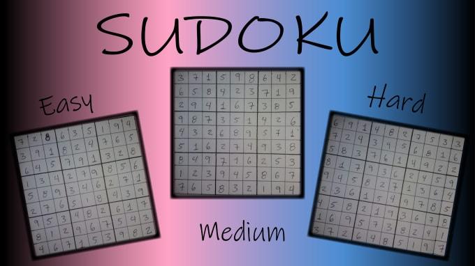 solve any sudoku problem