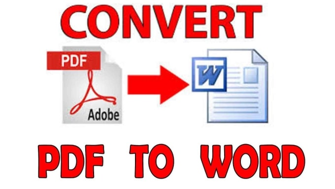 bijoypaul09 : I will convert pdf to word pdf to excel for $5 on  www fiverr com