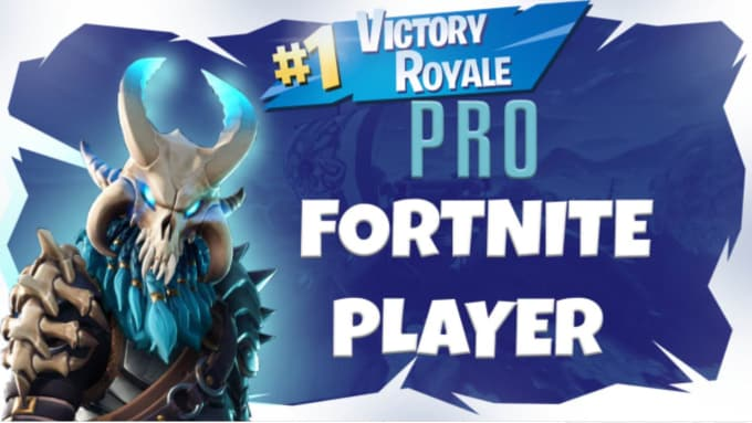 teach you to be the best fortnite player for 5 pounds