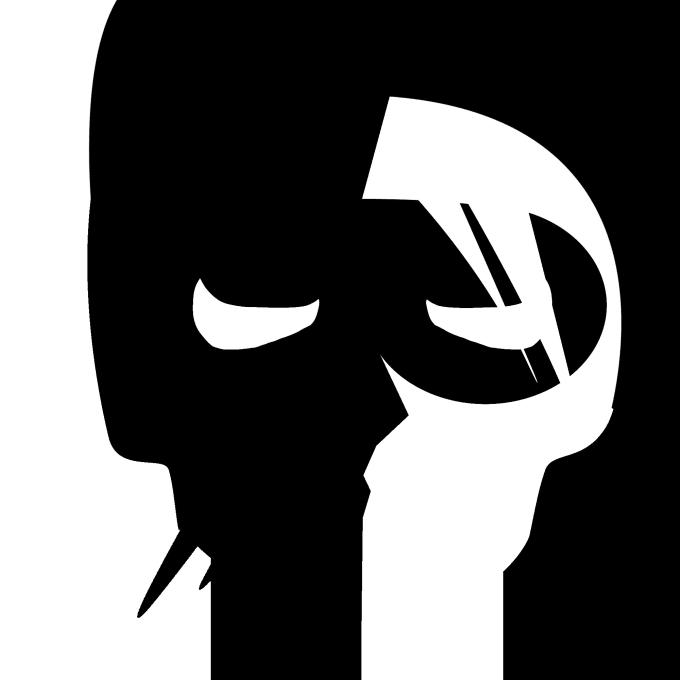 i will design fortnite silhouette youtube art - fortnite silhouette clipart