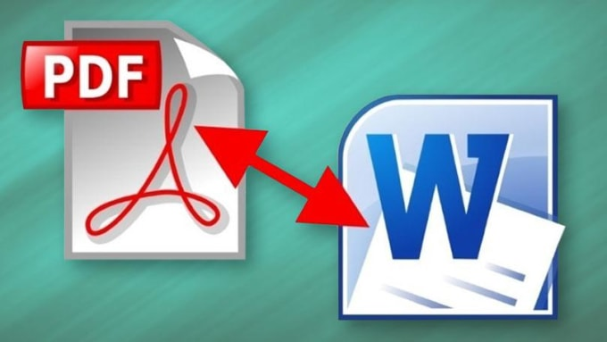 I Will Convert Pdf To Word Doc And Compress File Size