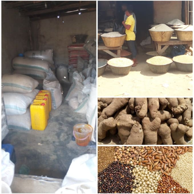 foodtherapy412 : I will buy quality grains, herbs and roots from 5kg for  $100 on www fiverr com
