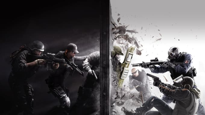 play rainbow 6 siege with you casual or ranked
