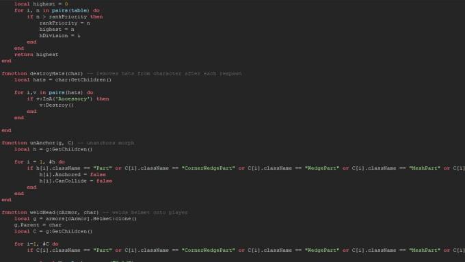 roblox respawn script