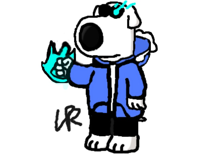Notvictorpham I Will Turn Your Photo Into Sans Undertale For 5 On Www Fiverr Com