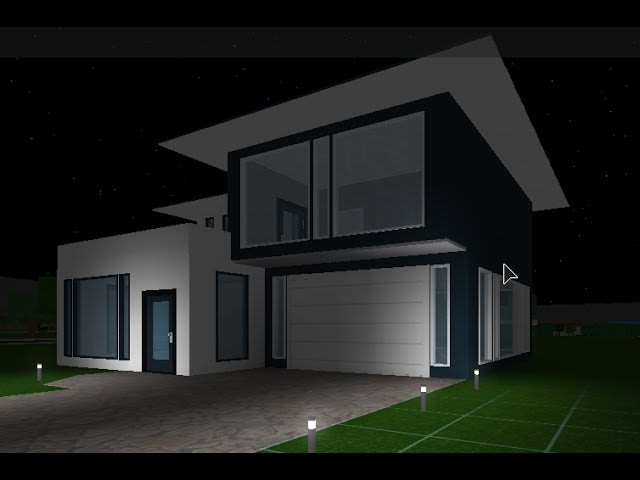 Build you a modern house in bloxburg by Sebastianroblox