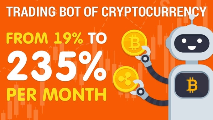 cryp_king : I will create cryptocurrency binance bittrex stex trading bot  for $100 on www fiverr com