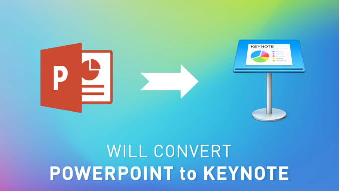 convert ppt to keynote