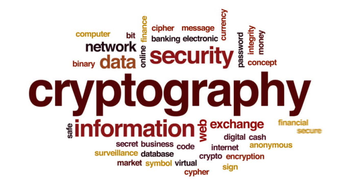 do data encryption decryption and cryptography