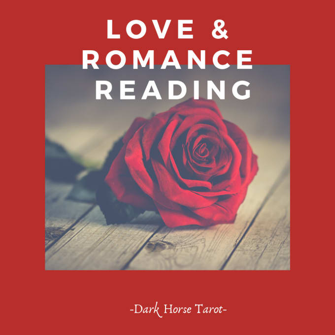 darkhorsetarot : I will do a detailed love and relationships tarot reading  for $30 on www fiverr com