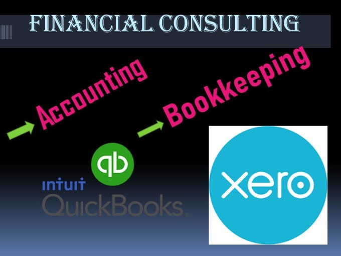 do bookkeeping in quickbooks online and xero by farhanaema