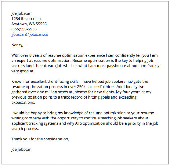 Write Job Cover Letter For You By Rajaammar435