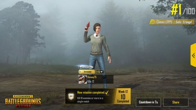 Help You To Win In Pubg Mobile
