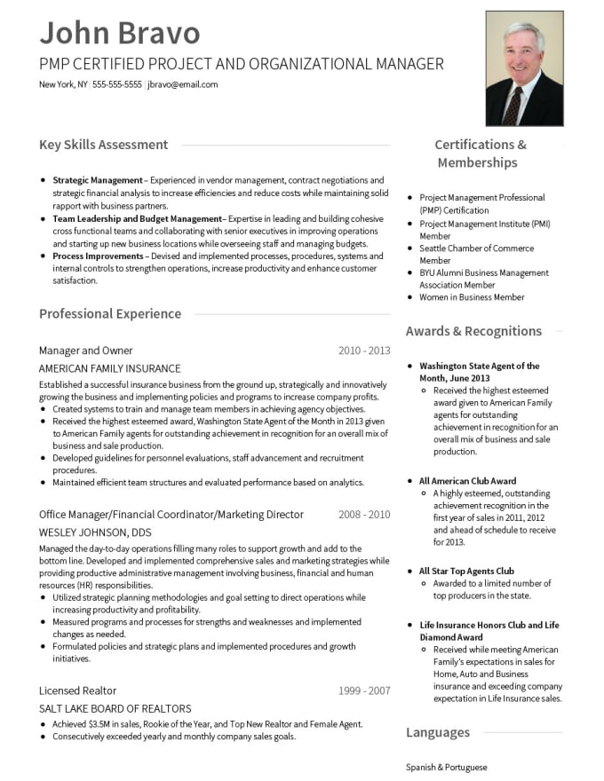 Create An Entry Level Resume Cv Cover Letter