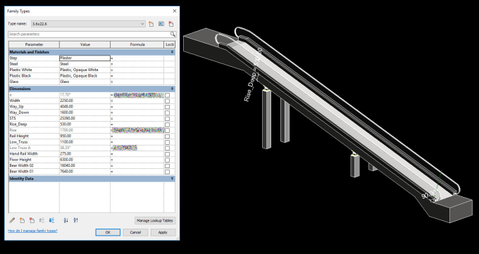 create bim object for revit