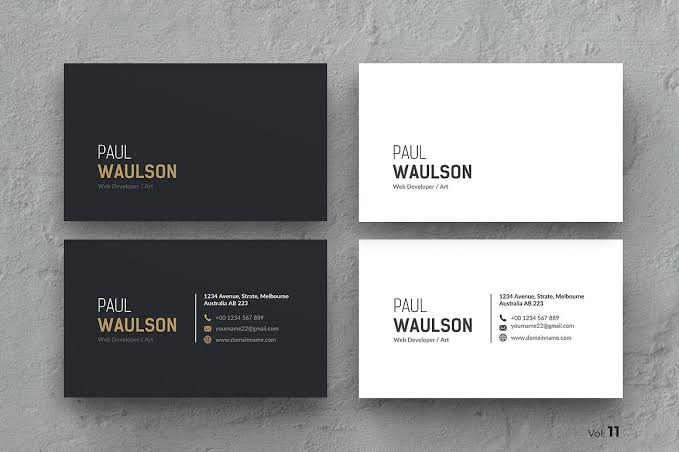 Create Repair And Fix Any Kind Of Modern Business Cards By