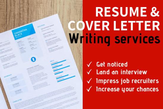 Be Your Resume Writer Cv Writer Cover Letter Writer Editor